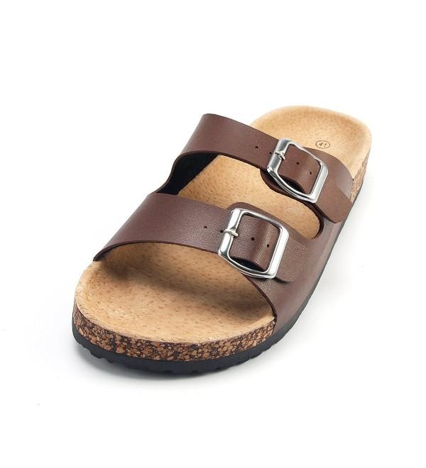 SANDALUP Unisex Adjustable Double Sandals
