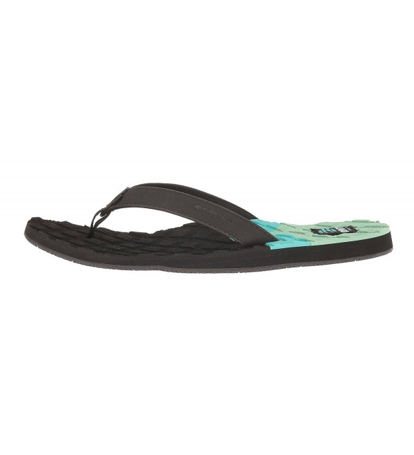 Cobian Womens Flops Leather Rubber