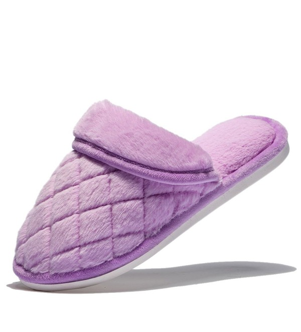NeedBo Womens Slippers Fleece Memory