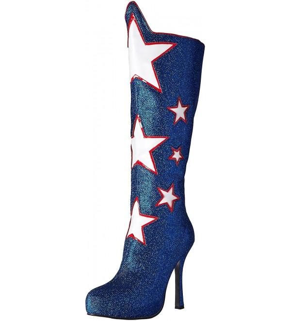 Ellie Shoes Womens 420 Hero Boot