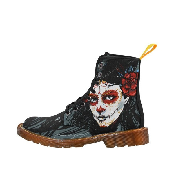 D Story Shoes Sugar Skull Martin