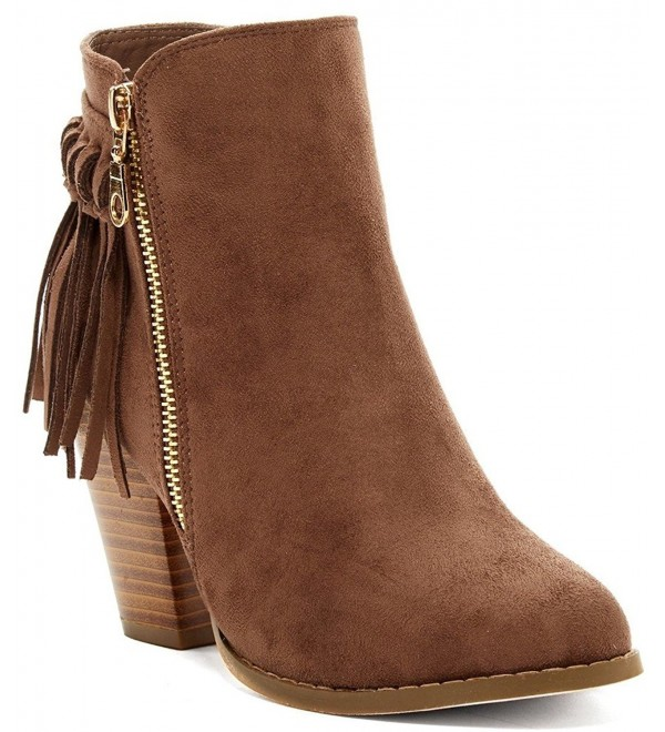 Bucco Bombastic Fashion Fur Lined Booties