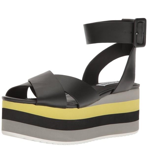 Steve Madden Womens Macer Sandal