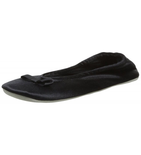 Isotoner Womens Signature Ballerina Slipper