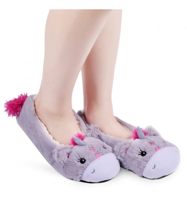 PandaBros Womens Comfortable Slipper Anti Skid
