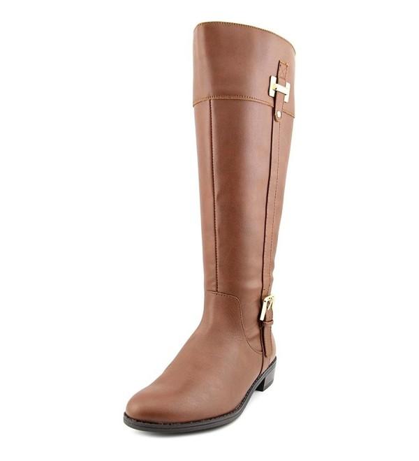 Karen Scott Womens Deliee Leather