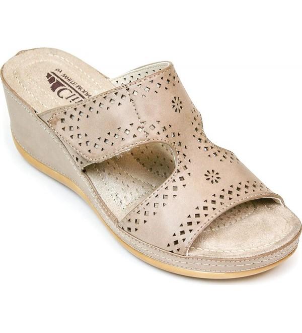 White Mountain Womens Felina Sandal
