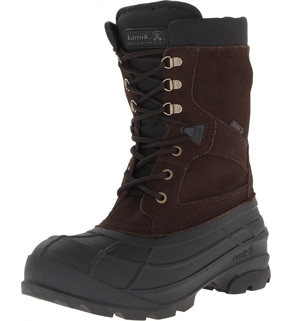 Kamik Mens Nation Wide Brown