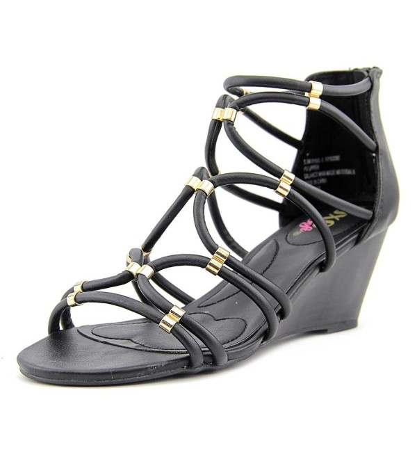 XOXO Womens Sybil Ankle Strap