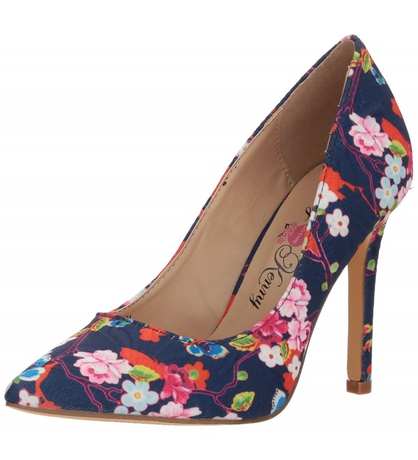 Penny Loves Kenny Womens Floral