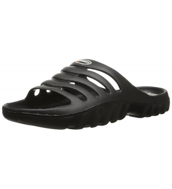 Vertico Shower Slide Sandal Black