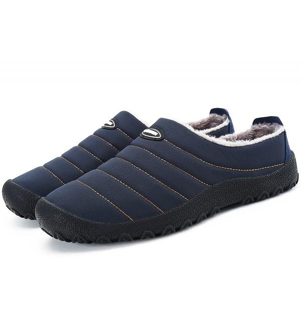 Indoor Outdoor Slippers Winter Waterproof