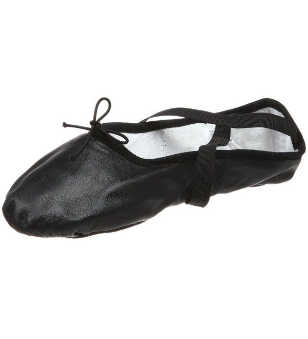 Bloch Womens Prolite Leather Slipper