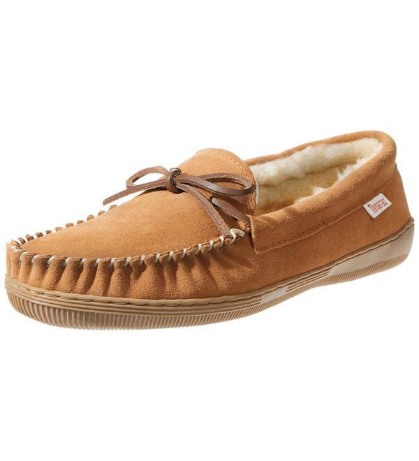 Tamarac Slippers International 7161 Moccasin