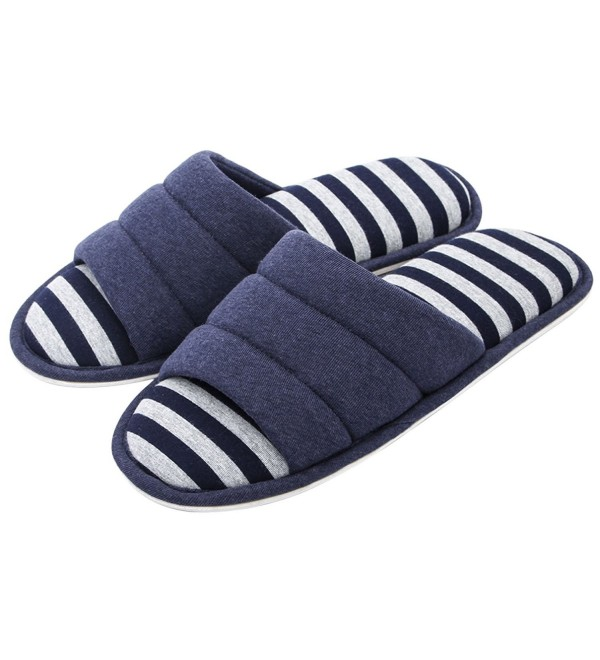 LongBay Indoor Slippers Lightweight Anti Slip