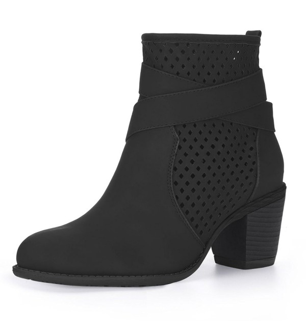 Allegra Womens Cross Straps Perforated