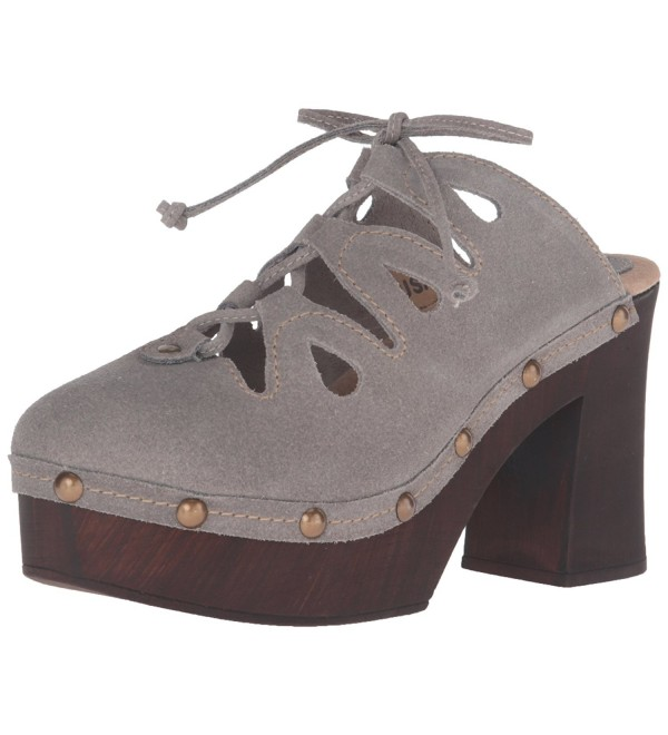 Sbicca Womens Isold Mule Stone