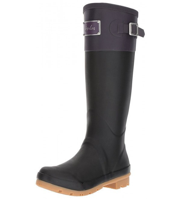 Joules Womens Cavendish Rain Purple