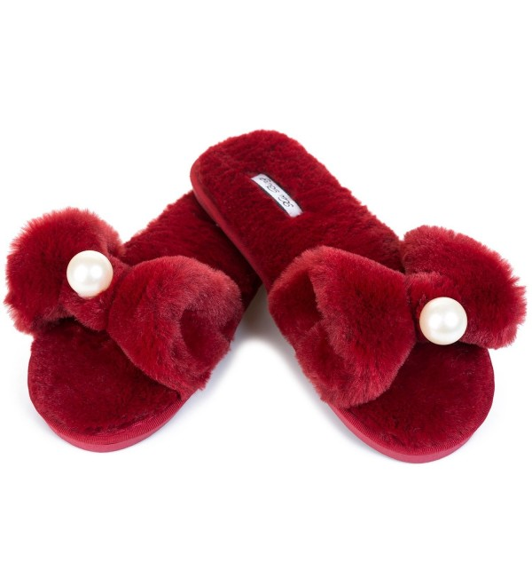 JOINFREE Bedroom Slippers Comfort 5 5 6 5