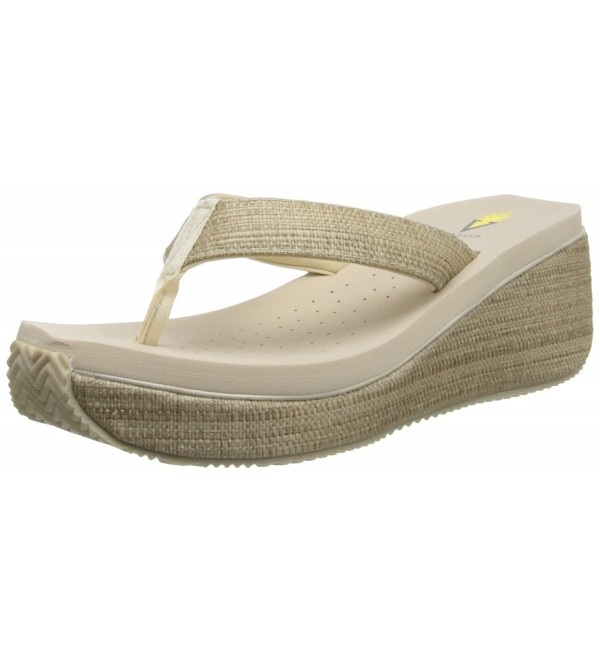 Volatile Bahama Womens Sandal Bone