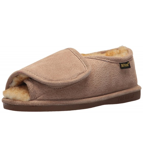 Old Friend Womens Moccasin Chestnut