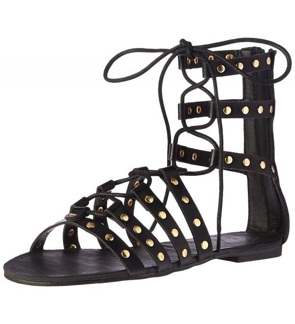 Topline Womens Allycat Gladiator Sandal