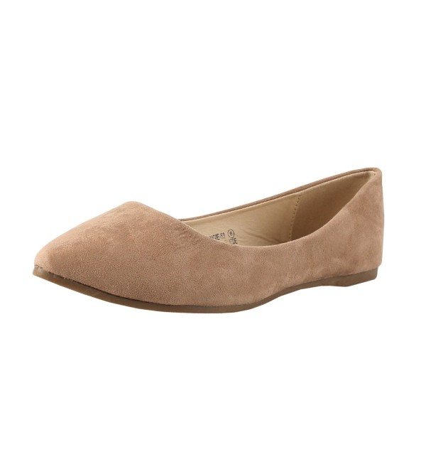 Bella Marie Angie 53 Taupe Suede