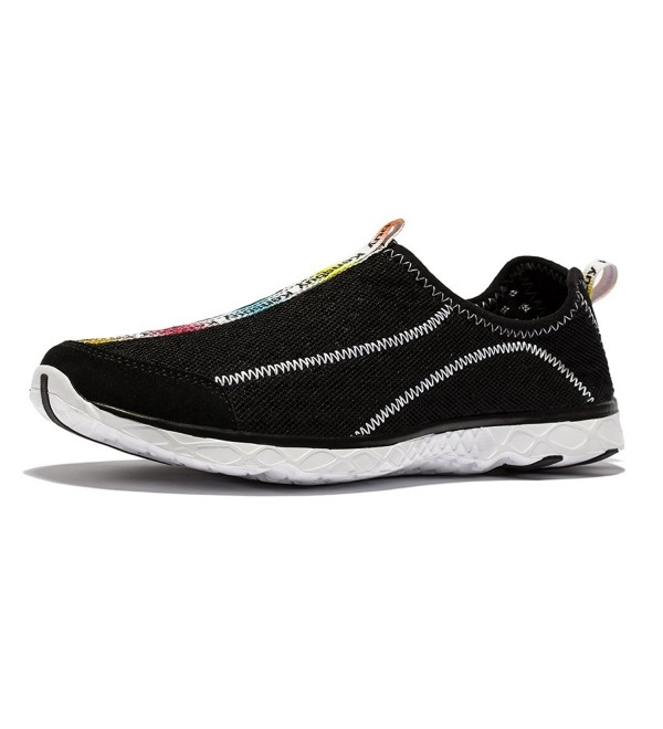 KENSBUY Breathable Water Shoes Black