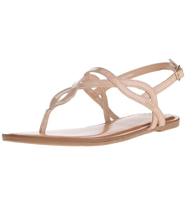 Fergalicious Womens Sunday Flat Sandal