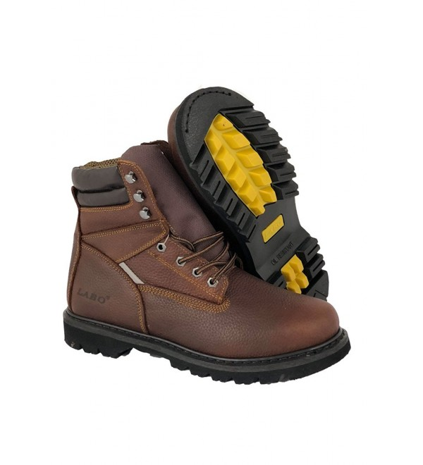 Labo Water Resistant Boot1212 BROWN 12