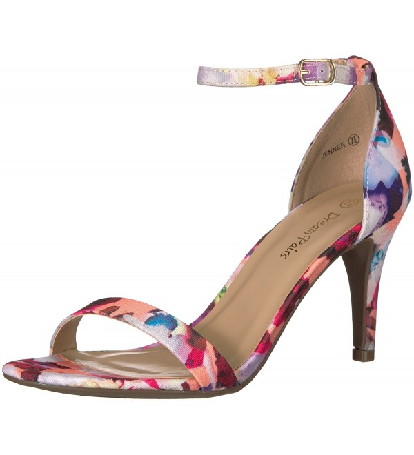 Dream Pairs Womens Jenner FLORAL