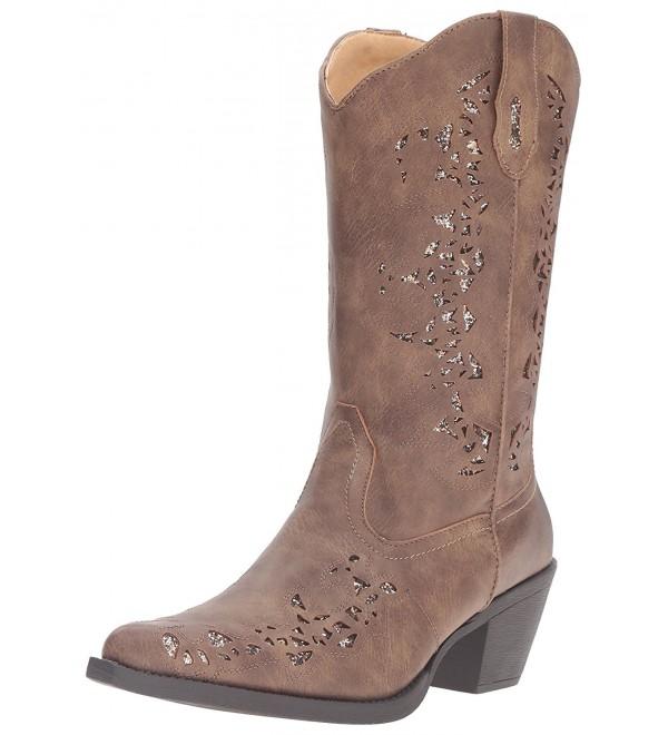 Roper Alisa Womens Leather Cowboy