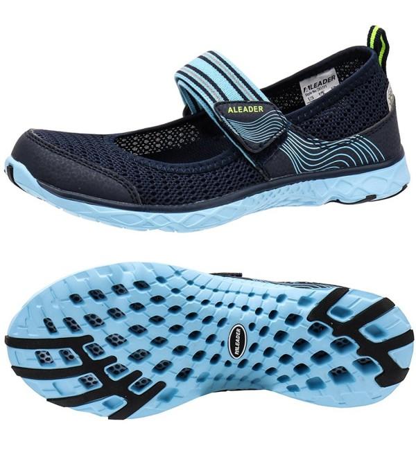 ALEADER Womens Comfort Walking Sneaker