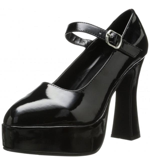 Ellie Shoes Womens 557 Eden Platform