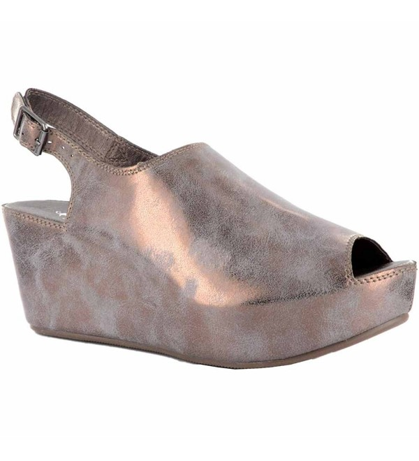 Corkys College Womens Sandal Bronze
