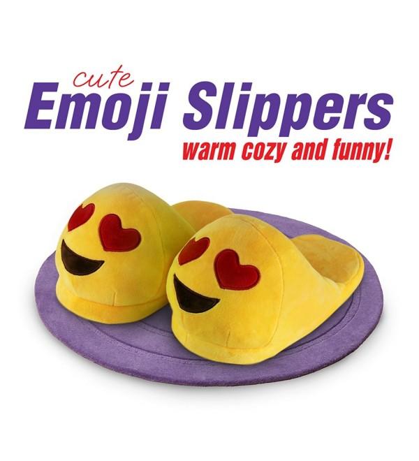 Emoji Slippers Cartoon Comfort Bottoms