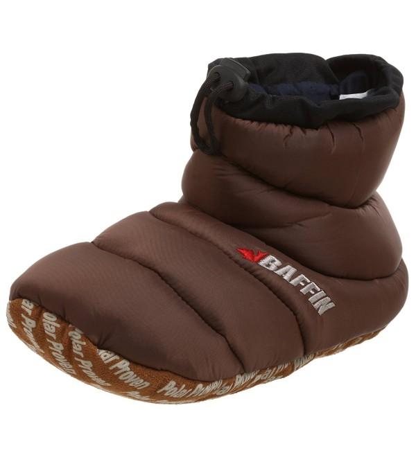 Baffin Mens Slipper Espresso 11 12
