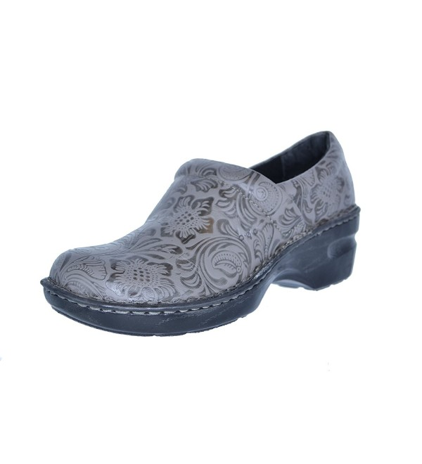 Womens B Norda Leather Tooled