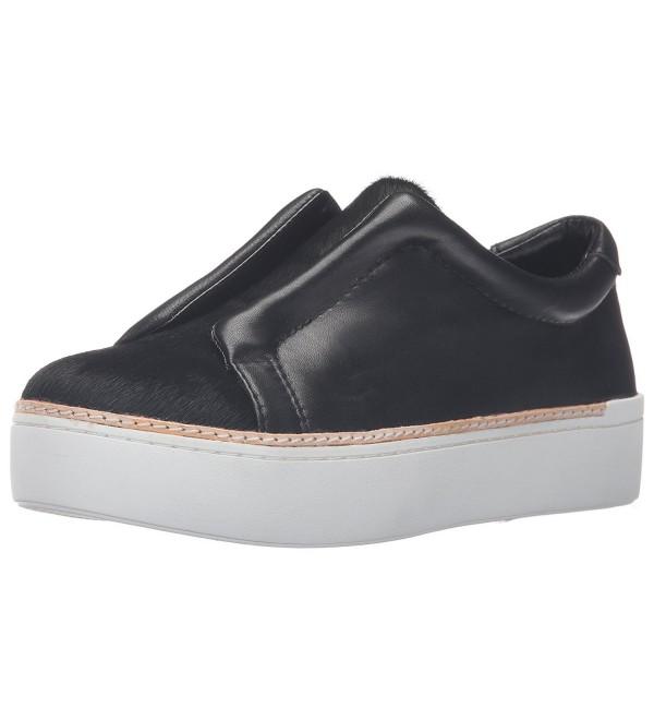 M4D3 Womens Super Black Sneaker