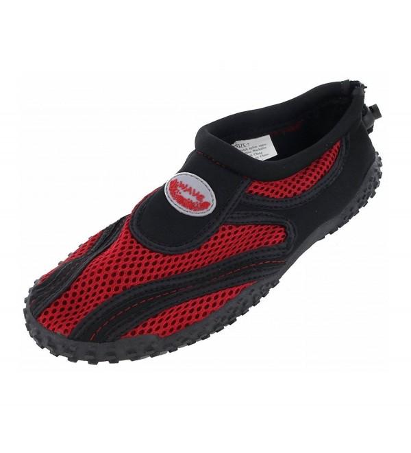 Wave Ladies Aqua Shoe Black