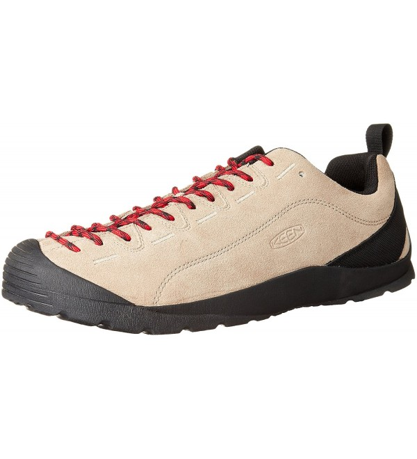 KEEN Mens Jasper m Hiking Silver
