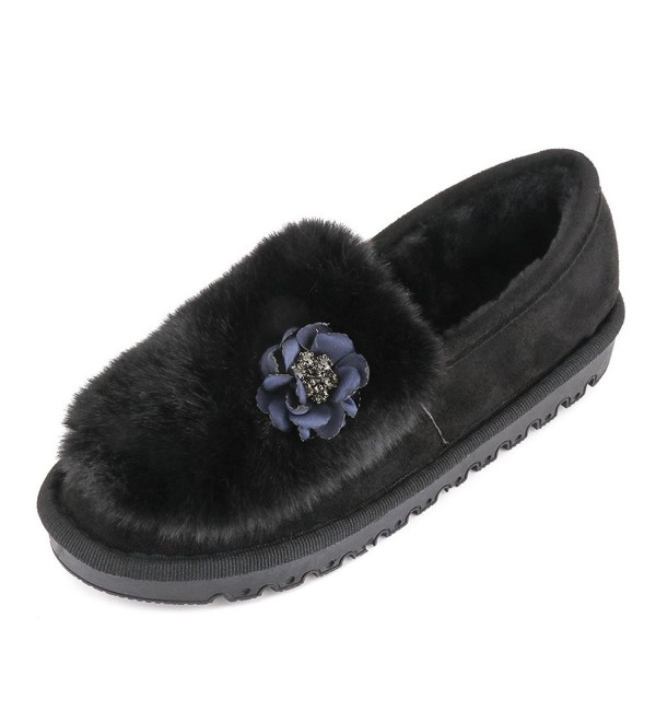 Meeshine Comfort Slippers Outdoor Moccasin