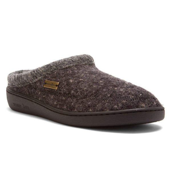 Haflinger Hardsole Slipper Speckle European