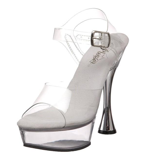 Pleaser Womens Sweet 408 Platform Sandal