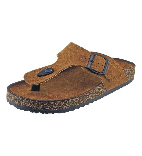 Makers Vale 1 Adjustable T Strap Sandals