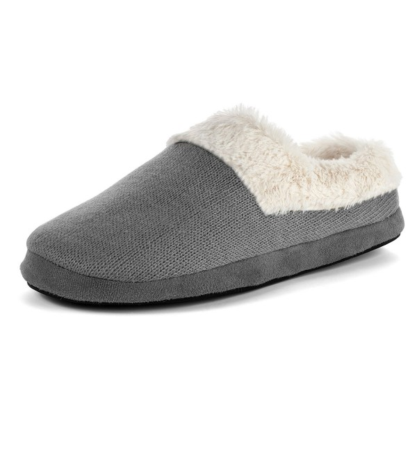 FUN TOES Womens Lining Slippers