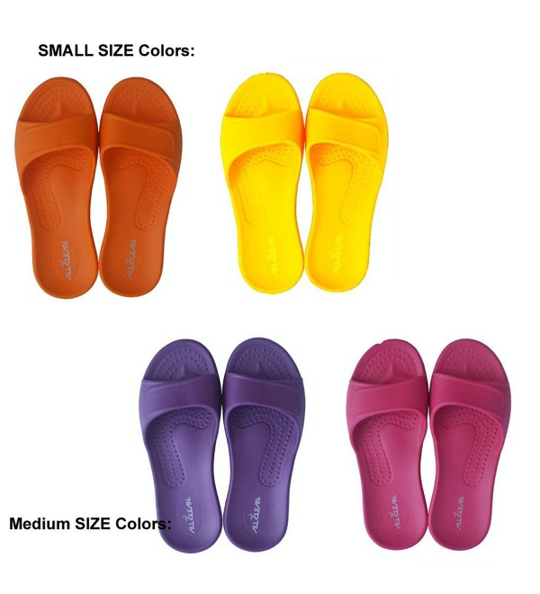 Friendly Ultra Light Indoor Slides Sandals
