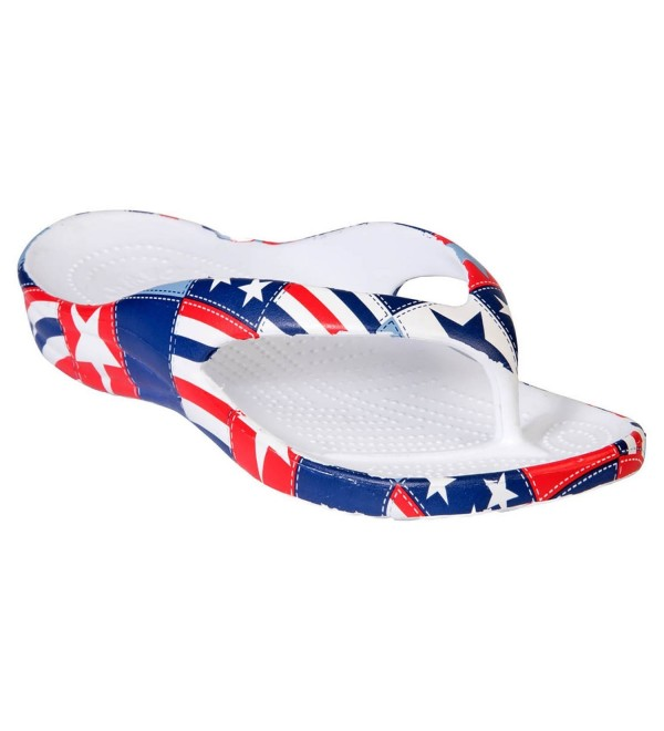 DAWGS Mens Loudmouth Flops Betsy
