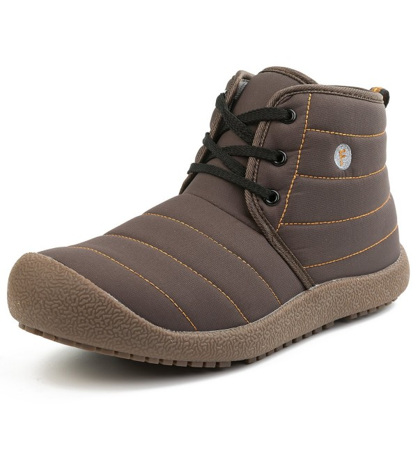 L RUN Waterproof Boots Booties Casual