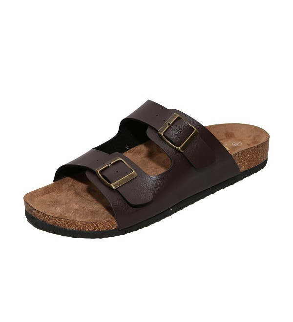 WTW Mens Sandals US Brown